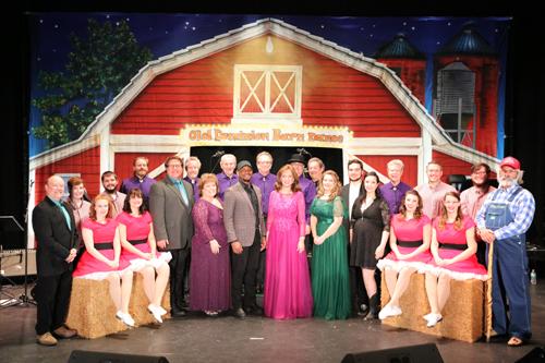 The Old Dominion Barn Dance 2020